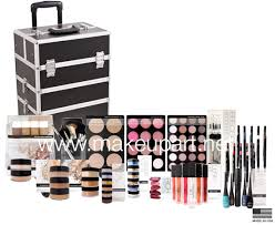 packed with a variety of makeup artistry tools this professional makeup kit will provide you with all the makeup you need to create stunning looks on