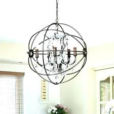 orb chandelier with crystals crystal chandelier gold orb chandelier with crystals foucaults orb crystal chandelier extra