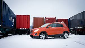 2015 Chevrolet Trax: Reviewed! - The Truth About Cars
