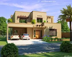 modern residence elevation - Google Search