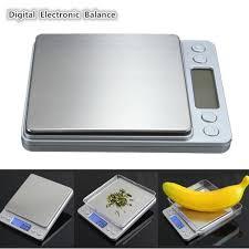 <b>1000g</b>/0.1g <b>Electronic</b> Mini LCD <b>Digital Pocket Scale</b> Jewelry Weight ...