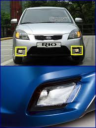 2010~2011 kia rio 4d fog light lamp complete kit wiring harness 4 user s instruction and wiring diagram