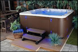 The most elegant Backyard Hot Tub Ideas
