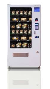 Salad Vending Machine For Sale