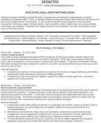 Real Estate Paralegal Resume – Foodcity.me