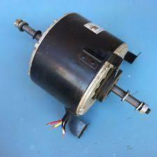 fan motor for ac unit. welling air conditioner fan motor 208-230v, 150w from frigidaire unit,g142 fan motor for ac unit o