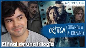 Resumen de el guardian invisible: Ofrenda A La Tormenta Trilogia Del Baztan Critica Review El Guardian Invisible Youtube