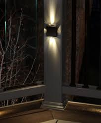 lighting pictures. deck post lights aluminum outdoor led lamps by dekor lighting pictures