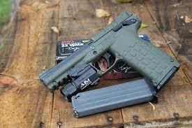 Kel Tec Pmr 30 Tactical Light Pin On My Gun Photography