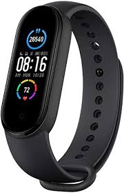 Xiaomi Mi Band 5 Smart Wristband 1.1 inch Color ... - Amazon.com