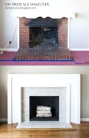 fireplace ceramic tile photo surround pictures inserts antique tiles paint best installing design ideas contemporary idea
