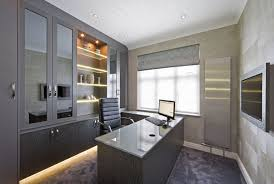 grey home office. Made To Measure Office Furniture Grey Home
