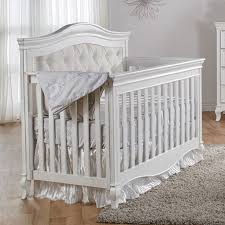 white furniture nursery. pali diamante classic white upholstered baby crib perfect for your newborn girl create a dreamy nursery furniture