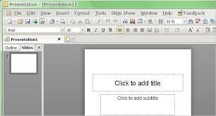 Microsoft Office Similar: Program similar to World/PowerPoint(2013 ...