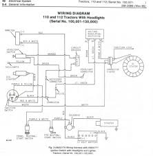 john deere lawn tractor wiring diagram john wiring diagrams database john deere 110 wiring diagram