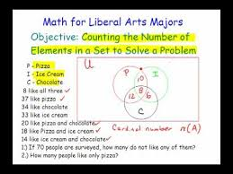 venn diagram and cardinal numbers to solve a problem   youtubevenn diagram and cardinal numbers to solve a problem
