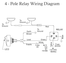 need wiring diagram 4 lights 1 switch jeepforum com