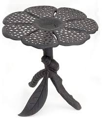 <b>Black</b> Flower House FHBC205 <b>Butterfly Chair</b>