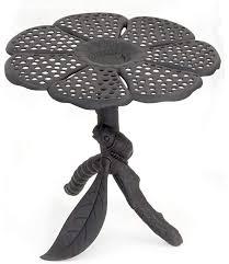 <b>Black</b> Flower House FHBC205 <b>Butterfly Chair</b>