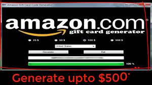 amazon free gift card code generator v4 5 hack amazon for free