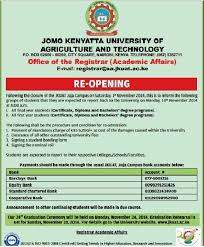 jkuat students charged kshs for damages the best campus  students