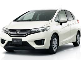 new car release in india 20142015 Honda FIT Front View Wallpaper WHite Backgrounds  http