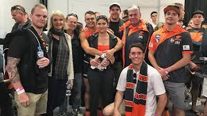 Langdon's Giant start celebrated in Pilbara   Pilbara News