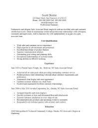 sample sales associate resumes free retail sales associate resume template sample ms word
