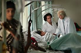 Catherine Hamlin, 96, Dies; Pioneering Doctor Treated Childbirth Injury - The New York Times