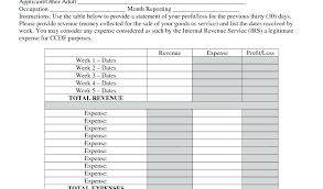 Expense Statement Template Expense Sheet Excel Template Income And Expenses Statement Format Ex