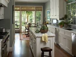 Small Galley Kitchen The Best Colors For Small Galley Kitchen Design Kitchen Designs