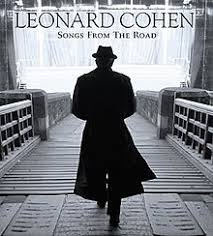 Songs For The Road Songs From The Road Leonard Cohen Album Wikipedia