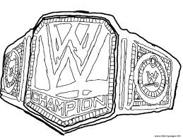 Small Picture WWE COLORING Pages Free Download Printable
