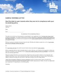 Landlord Complaint Letter To Tenant Templates At
