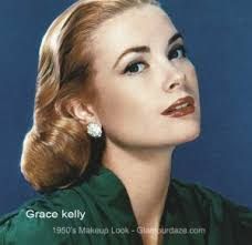 grace kelly the clic 1950s face