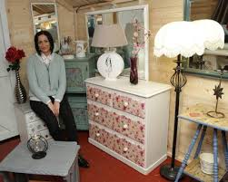 gerards furniture. Kristina Oksiene In The New Shop At Recycling Centre Gerards Furniture