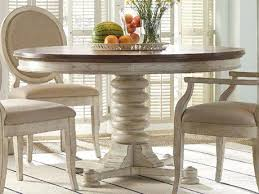 54 in round dining table room tables kitchen for sunset point sea oat with white 54 in round dining table