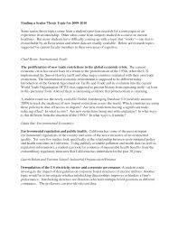 High School Term Paper Example Life Essay Apa Topics Pdf