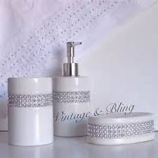bling bathroom accessories. charming interior color from outstanding rhinestone bathroom accessories white with bling 16 l