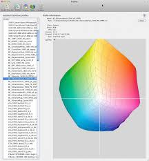 Icc Color Chart How To Configure A Printer For Third Party Paper Printing