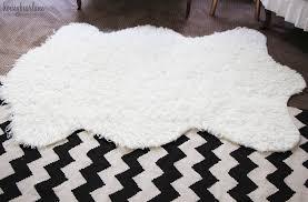 sheepskin rug restoration