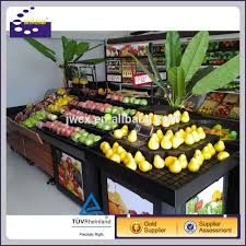 Fruit And Veg Display Stands Unique Fruit And Vegetable Display Stand For Supermarket View Fruit And