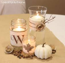 Glass Jar Table Decorations Wedding Ideas Mason Jar Centerpiece Orientaltrading Com Using 89