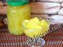 Ананасы из кабачков и ананасового сока