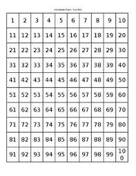 300 Number Chart 1 300 Number Chart Worksheets Teaching Resources Tpt