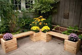diy stone planters delightful planter bench designs that are worth seeing garden planter bench house remodel diy stone planters