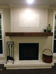 fireplace shelf ideas wood mantel shelf on brick fireplace amazing wooden fireplace mantels ideas best wood