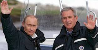 Bush Putin