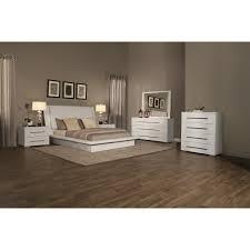 Dimora Bedroom Set White | foot palm tree plants
