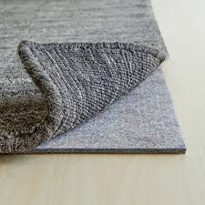 deal rugpadusa 8 x 10 extra thick 100 felt rug pad add cushion comfort and protection under rugs